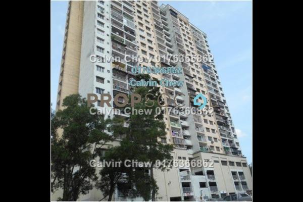 For Sale Apartment at Desa Sri Puteri Apartments, Desa Petaling Leasehold Unfurnished 3R/2B 240k
