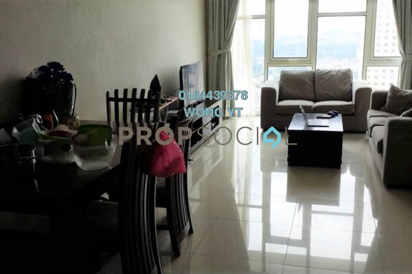 For Rent Condominium at Nadayu28, Bandar Sunway Freehold Fully Furnished 2R/2B 3.3k