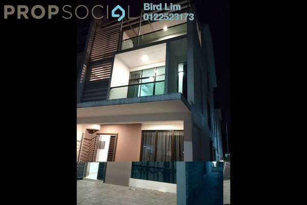For Sale Terrace at Kinrara Residence, Bandar Kinrara Freehold Semi Furnished 5R/5B 1.13m