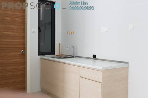 For Rent Condominium at Pearl Suria, Old Klang Road Freehold Semi Furnished 3R/2B 1.88k