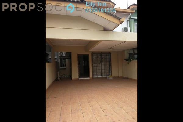 For Sale Terrace at Impian 4, Setia Alam Freehold Semi Furnished 4R/3B 610k