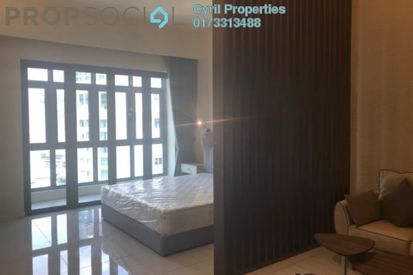 For Rent Condominium at Tribeca, Bukit Bintang Freehold Fully Furnished 2R/1B 4.5k