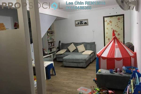 For Sale Terrace at Taman Murni, Cheras South Freehold Semi Furnished 2R/2B 400k