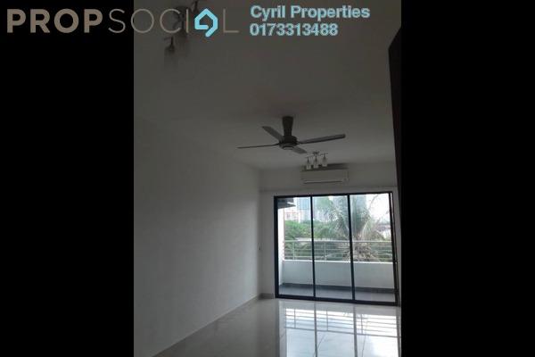 For Sale Condominium at Pandan Jaya, Pandan Indah Freehold Semi Furnished 3R/2B 540k
