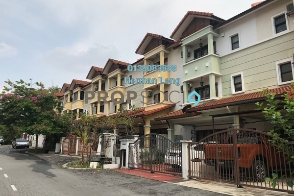 For Rent Terrace at Sunway Cheras, Batu 9 Cheras Freehold Semi Furnished 5R/4B 2.1k