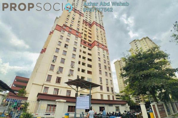 For Sale Apartment at Permai Putera, Ampang Leasehold Semi Furnished 3R/2B 370k