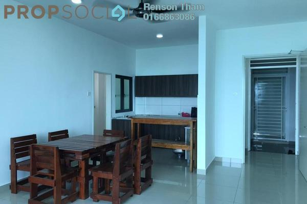 For Rent Condominium at Parkhill Residence, Bukit Jalil Freehold Fully Furnished 3R/2B 1.6k