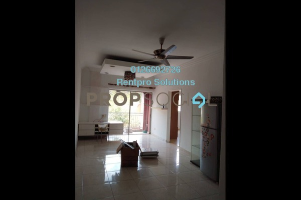 For Rent Condominium at Ketumbar Hill, Cheras Freehold Semi Furnished 2R/2B 1.3k
