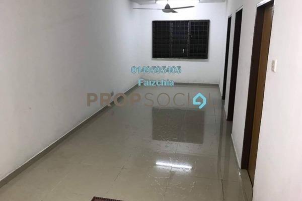 For Sale Apartment at Harmoni Apartment, Damansara Damai Leasehold Unfurnished 3R/2B 125k
