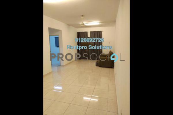 For Rent Condominium at Ketumbar Hill, Cheras Freehold Semi Furnished 3R/2B 1.2k