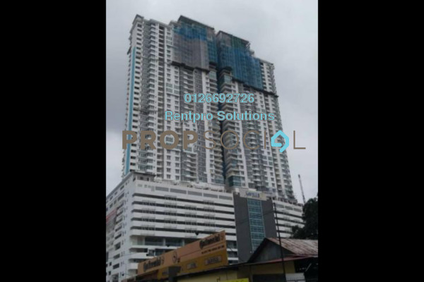 For Rent Condominium at Saville @ Cheras, Cheras South Freehold Fully Furnished 4R/3B 3.6k