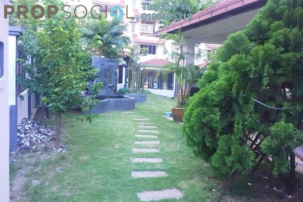 For Sale Bungalow at Taman Lagenda Mas, Cheras South Freehold Fully Furnished 6R/5B 2.3m