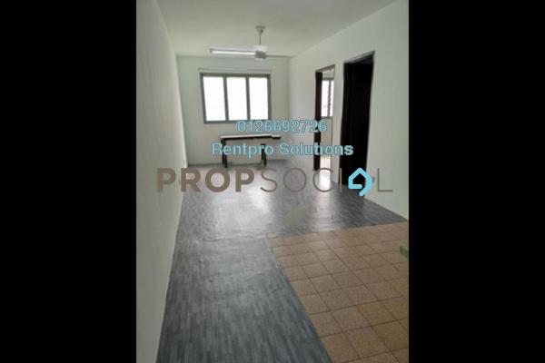 For Rent Apartment at Sri Penara, Bandar Sri Permaisuri Freehold Unfurnished 3R/2B 900translationmissing:en.pricing.unit