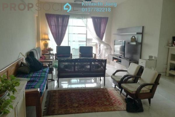 For Sale Condominium at Sterling, Kelana Jaya Freehold Semi Furnished 3R/2B 670k