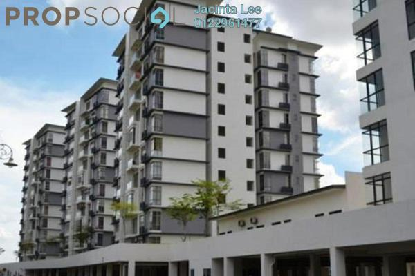For Sale Condominium at Lakeview Residency, Cyberjaya Freehold Unfurnished 3R/2B 434k