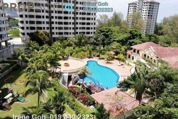 For Rent Condominium at Eden Seaview, Batu Ferringhi Freehold Fully Furnished 3R/2B 2k