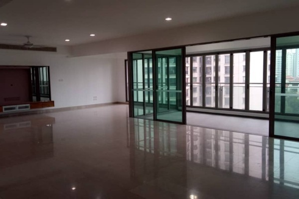 For Sale Duplex at 10 Mont Kiara, Mont Kiara Freehold Semi Furnished 4R/0B 3.75m
