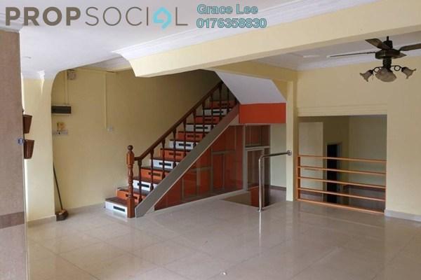 For Sale Terrace at Taman Bukit Serdang, Seri Kembangan Freehold Semi Furnished 6R/3B 710k