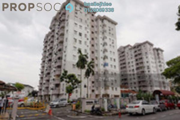 For Rent Apartment at Taman Subang Mewah, UEP Subang Jaya Freehold Semi Furnished 3R/2B 1.3k