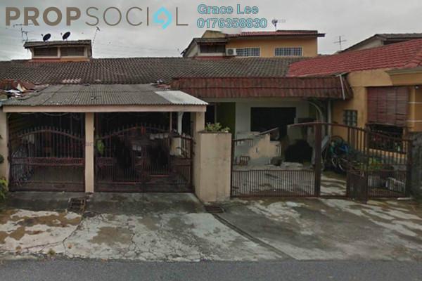 For Sale Terrace at Taman Sri Serdang, Seri Kembangan Freehold Unfurnished 3R/1B 410k