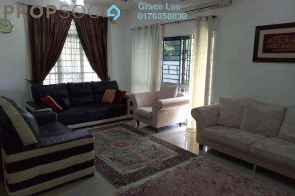For Sale Terrace at Taman Lestari Putra, Bandar Putra Permai Freehold Semi Furnished 4R/3B 850k