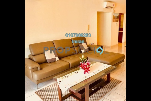 For Rent Condominium at Mont Kiara Bayu, Mont Kiara Freehold Fully Furnished 2R/2B 2.7k