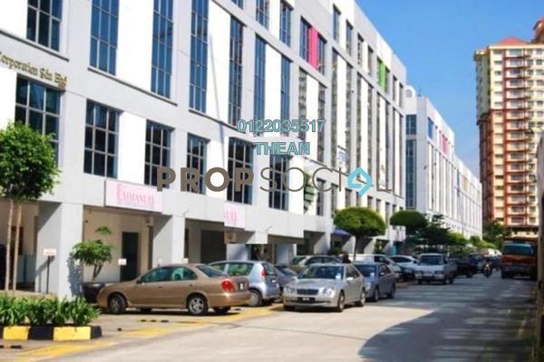 For Sale Office at Dataran Prima, Kelana Jaya Freehold Semi Furnished 0R/1B 490k