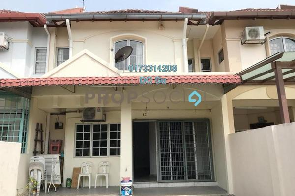 For Sale Terrace at USJ 12, UEP Subang Jaya Freehold Unfurnished 3R/3B 670k