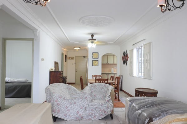 For Rent Condominium at Pantai Hillpark 5, Pantai Freehold Semi Furnished 3R/2B 2.3k