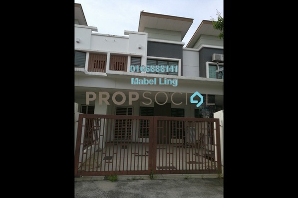 For Sale Terrace at Setia Indah, Setia Alam Freehold Unfurnished 4R/4B 690k