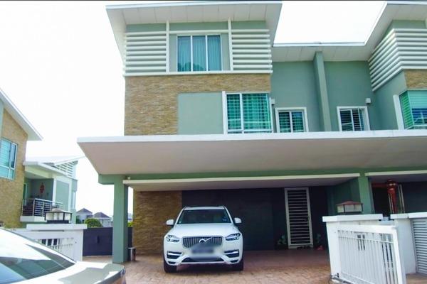 For Sale Semi-Detached at D'Boulevard, Seri Kembangan Freehold Fully Furnished 6R/5B 2.2m
