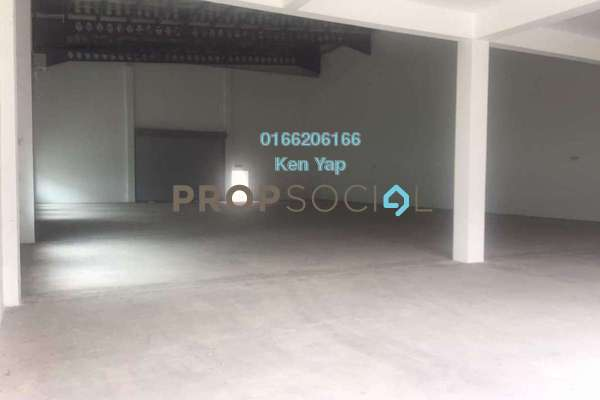 For Sale Factory at Mega 2 Industrial Park, Kajang Freehold Unfurnished 0R/4B 4.5m