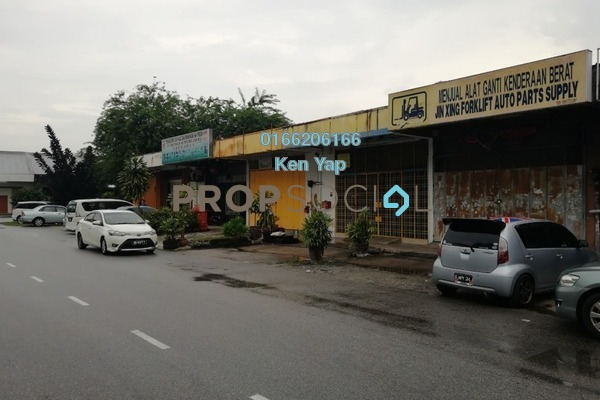 For Sale Factory at Puchong Utama Industrial Park, Bandar Puchong Utama Leasehold Unfurnished 0R/2B 718k