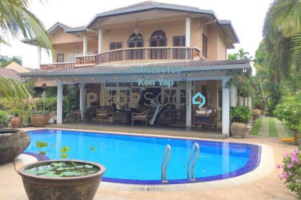For Sale Bungalow at Country Heights Kajang, Kajang Freehold Fully Furnished 7R/7B 5.3m