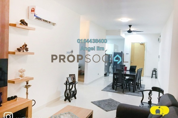 For Sale Condominium at The Crest, Kuala Lumpur Freehold Fully Furnished 3R/2B 898k
