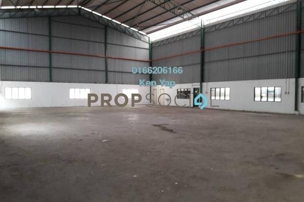 For Rent Factory at USJ 1, UEP Subang Jaya Freehold Unfurnished 0R/2B 12k