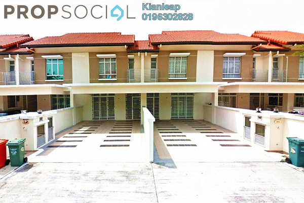 For Sale Terrace at Precinct 14, Putrajaya Freehold Semi Furnished 4R/3B 848k