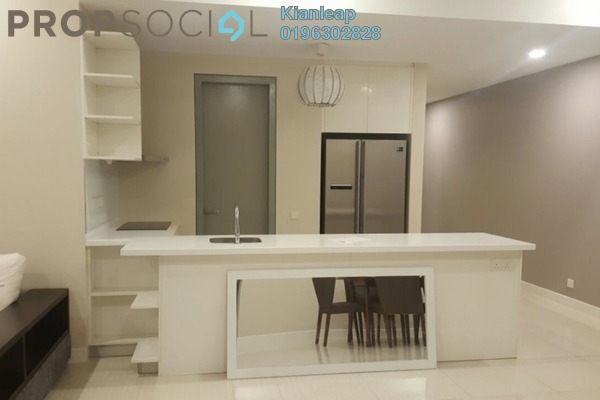 For Sale Condominium at Reflection Residences, Mutiara Damansara Freehold Fully Furnished 3R/2B 1.09m