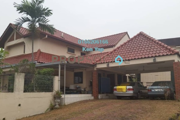For Sale Bungalow at Taman OUG, Old Klang Road Freehold Semi Furnished 6R/5B 2.95m