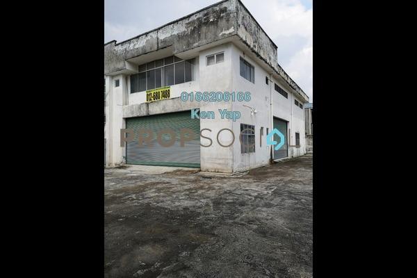For Rent Factory at Bandar Teknologi Kajang, Semenyih Freehold Unfurnished 0R/4B 8k