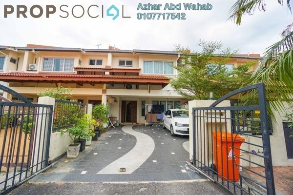 For Sale Terrace at Section 5, Kota Damansara Leasehold Semi Furnished 4R/3B 798k