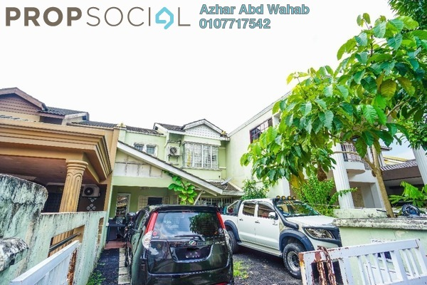 For Sale Terrace at Subang Bestari, Subang Leasehold Semi Furnished 4R/3B 498k