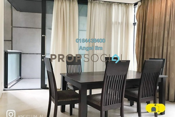 For Rent Condominium at The Troika, KLCC Freehold Fully Furnished 1R/2B 5k