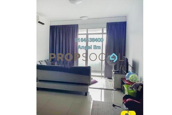 For Rent Condominium at Kiara Residence, Bukit Jalil Freehold Fully Furnished 4R/3B 1.7k