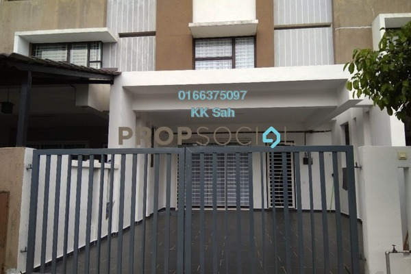 For Sale Link at Taman Harmoni, Semenyih Freehold Semi Furnished 4R/3B 499k
