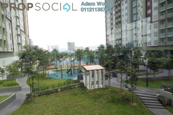 For Rent Condominium at SkyAwani, Sentul Freehold Unfurnished 3R/2B 1.25k