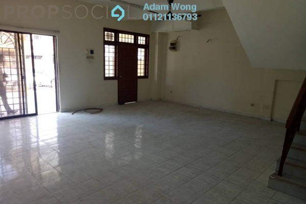 For Sale Terrace at Saujana KLIA, Sepang Freehold Unfurnished 4R/4B 448k