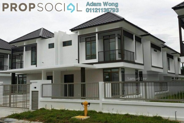 For Sale Terrace at Kota Warisan, Sepang Freehold Unfurnished 4R/3B 445k