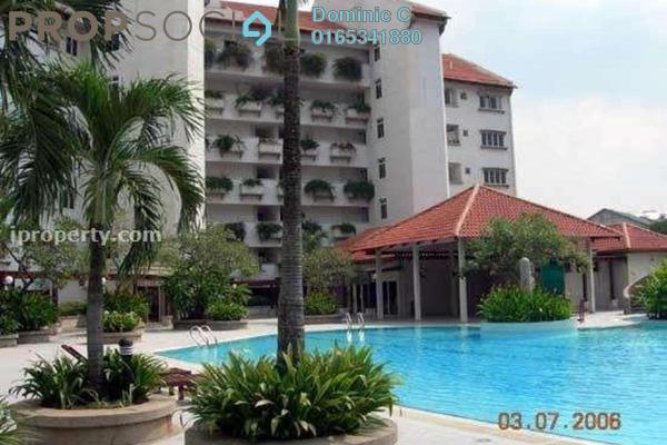 For Sale Condominium at Damansara Villa, Damansara Heights Freehold Semi Furnished 3R/3B 11m