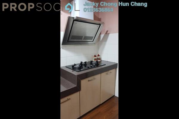 For Sale Terrace at Kemuning Bayu , Kemuning Utama Freehold Semi Furnished 4R/4B 980k